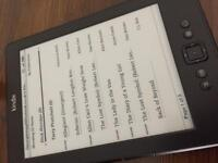 Kindle Paper-white
