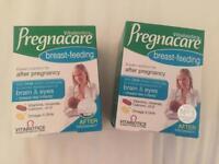 Pregnacare Breastfeeding Vitamins - 2 months supply
