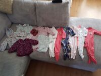 Lovely 6-9month cute girl bundle