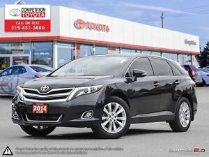2014 Toyota Venza One Owner, No Accidents, Toyota Serviced