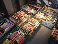 Collection of over 1,500 Comedy Related Books. ALL OFFERS CONSIDERED