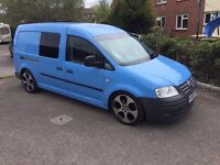 VW caddy maxi 1.9