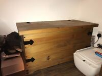 Mexican Pine Bedroom Furniture 4 Items
