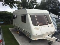 Fleetwood Crystal 148-5 Five Berth Caravan