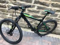 2018 Carrera Vulcan mountain bike