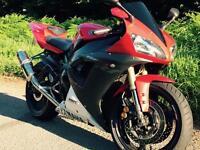 Yamaha R1 2003 5PW Swap