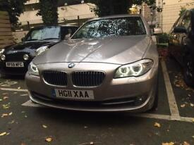 BMW 520D efficient dynamics with custom Dakota interior