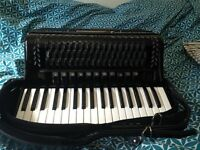 Bugari Armando Seniorfisa Accordion.