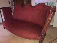 Antique Sofa / Settee