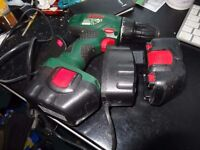 Bosch Cordless drill /driver 12v THIS UNIT IS IN GOOD CONDITION 2 BATTERY CHARGER
