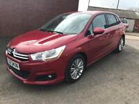 Citroen C4 Vtr Plus1.6 Petrol Automatic / Trade in accepted
