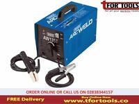 Draper 53084 130A 230V Turbo Arc Welder
