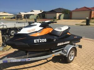 Seadoo gtr 215 supercharged Port Kennedy Rockingham Area Preview