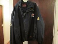 1997 PRO QUIP RYDER CUP WATERPROOF AND BREATHABLE JACKET-SIZE XXL-GOLF-IN EXCELLENT CONDITION