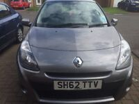 Renault Clio dynamique 1.2 tomtom, 8170 miles! Looking for quick sale !