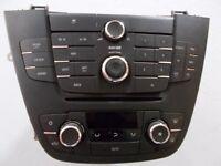 VAUXHALL NAVI 600 RADIO/CD PLAYER