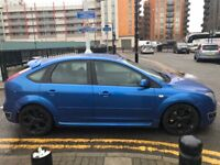 Project- focus st full engine conversion registered as 1.6 ( swaps px replica modified drift track)