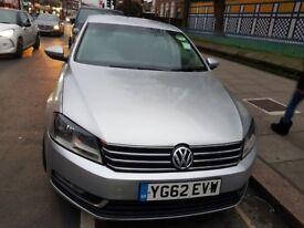 VW Passat Saloon 2012