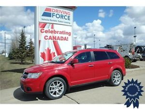 2015 Dodge Journey R/T All Wheel Drive - 58,609 KMs, Seats 7
