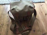 Billingham style camera bag