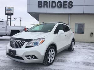 2014 Buick Encore Leather**Sunroof-Leather-Backup Cam-Remote sta