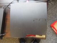 PLAYSTATION 3 AND GAMES+CONTROLLER, EXCELLENT CONDITION AND WORKING SLIM MODEL. 16 GAMES.