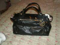 Debenhams bag & purse