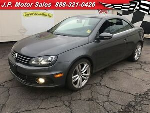 2012 Volkswagen Eos Comfortline, Automatic, Leather, Heated Seat
