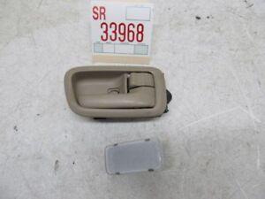 1997 1998 1999 2001 LEXUS ES300 RIGHT PASSENGER FRONT INNER INTERIOR DOOR HANDLE