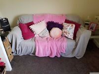SOFA BED, RARELY USED, PICK UP ONLY