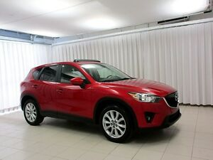 2014 Mazda CX-5 GT AWD! LOADED! LEATHER! NAVIGATION! +++