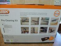 Vax Pro Cleaning Kit Premium Tools. Brand New