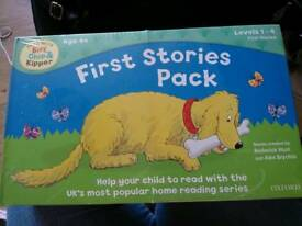 First pack stories
