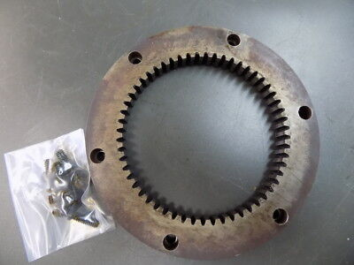 Hobart A120 Mixer 00-012682 56 Tooth Internal Gear Assembly Used