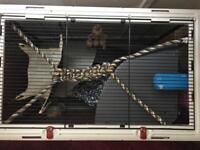 Furplast Furat cage & Accessories