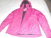 Girl's ski jacket, age 12 (salopettes available too)
