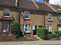 Pretty three bedroom, two reception unf house with private rear garden in Orpington/St Mary Cray