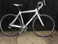 Guru Evolo Carbon Road bike - a high end quality bike that's been lightly used