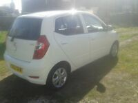 Hyundi i10 Exerlant condition only 2 owners 18000 genuine milage
