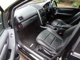 MERCEDES BENZ A180 SE 5D 108 BHP 1.8 DIESEL AUTO BLACK A200 B200 C200 E200 AVANTGARDE ELEGANCE