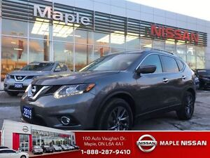 2016 Nissan Rogue SL AWD-NON-RENTAL, LEATHER,NAVIGATION!