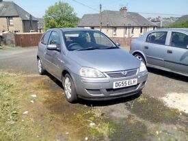 Vauxhall Corsa 1.2 petrol. 3 Door. Alloys. Spares/Repair £200