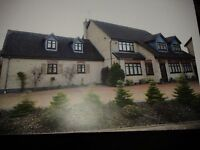 Large 5 Bedroom Detached House in Worcestershire