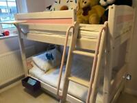 Thuka Trendy Shorty bunk bed with full length adaptor kit