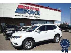 2016 Nissan Rogue SV AWD, Auto-Off Headlights, A/C, 10,902 KMs