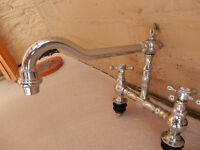 taps for sale. Chrome.