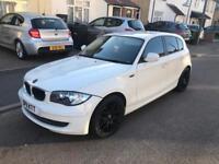 BMW 1 SERIES 69500 miles