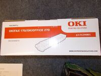 OKIFAX PRINTER CARTRIDGE