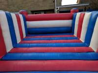 Used Bouncy castle with blower 12x10ft