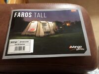 Drive away awning - Vango Faros Tall
